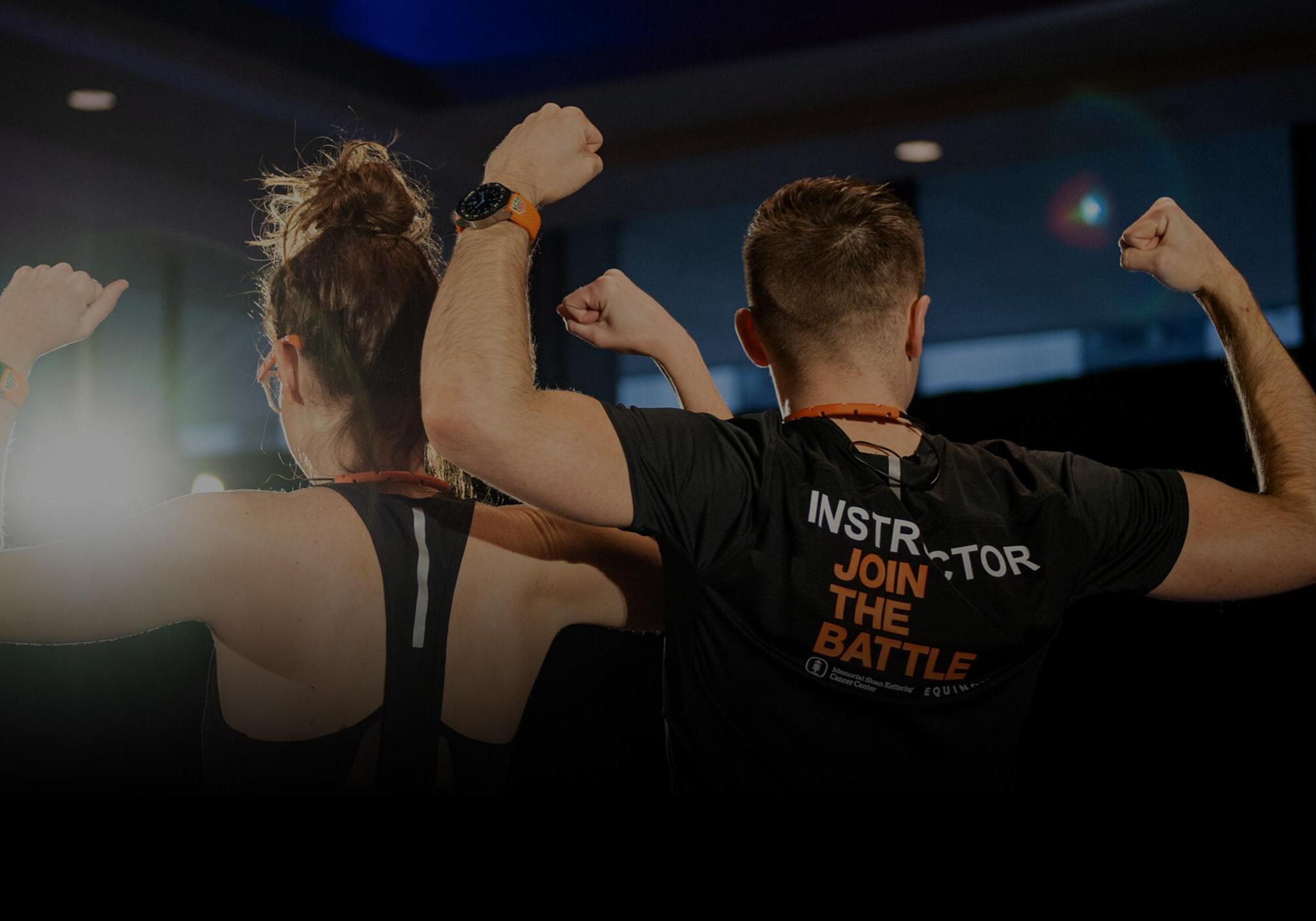 Register for Cycle for Survival